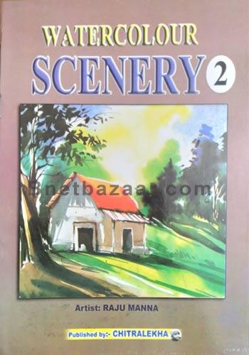 Watercolour Scenery 2